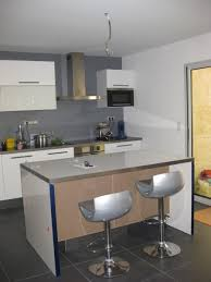 fabrication d un ilot central de cuisine crer un ilot de cuisine cheap construire ilot central cuisine