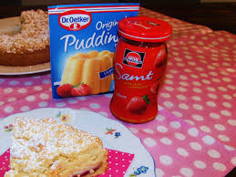 last minute cake streusel pudding kuchen fräulein ella