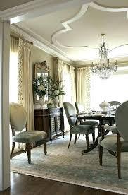 Modern Dining Room Curtain Ideas Best
