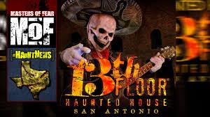 13th Floor San Antonio Tx by Hauntedhouse Minions The San Antonio Spurs Came The 13th Floor