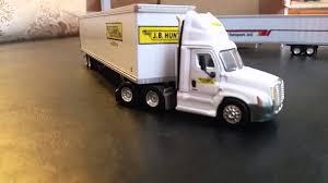 Video Tonkin JB Hunt Truck 1/87 Scale