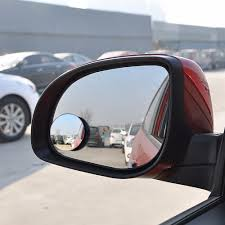 100 Side View Mirrors For Trucks 1 Pcs Auto 360 Wide Angle Round Convex Mirror Car Vehicle