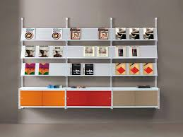 Retail Wall Display Shelves Awesome Mounted Shelving Systems Unit Design X Image