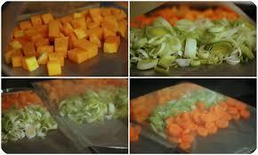 plat cuisin sous vide stocker les aliments avec la mise sous vide un jeu d enfant