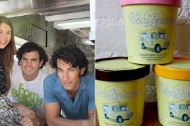 NYC's Van Leeuwen Ice Cream Lands A Cookbook Deal - Eater Vegan Chocolate Sorbet Chroma Kitchen For The Color Curious Eater Van Leeuwen Platform Nycs Ice Cream Lands A Cbook Deal Eater Artisan Identity And Packaging On Behance Chocolate Michel Cluizel Pistachio Cone Yelp The Big Gay Truck Inquiring Minds In Nyc Places To Go Things Do Lauren Loves Eat Uber Introduces Ondemand Trucks For Day Other Stories Scenesquid Restaurants Los Angeles
