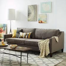 west elm paidge sofa grand home ideas pinterest blue