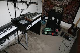 Mini Home Studio