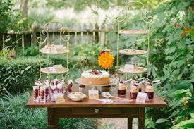 Outdoor Dessert Tables Via Ruffledblog