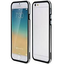 Casotec Backless Bumper Case Cover for Apple iPhone 6 6S 4 7