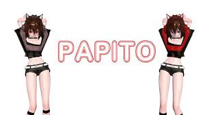 MMD Sans Frisk Chara Papito