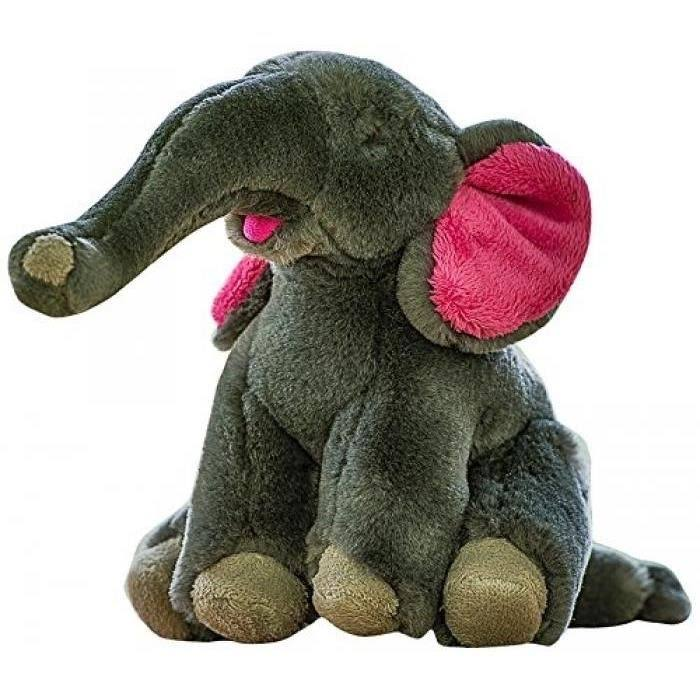 Edsel the Elephant Durable Dog Toy
