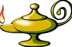magic enchanted uplighter lantern l brass oil lubricant