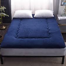 de house gesteppter futon matratzenauflage