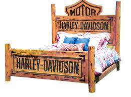 Harley Bedroom Furniture Theme Decor Ideas