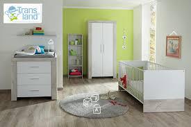 chambre pour bébé la chambre complète pour bébé bela par transland