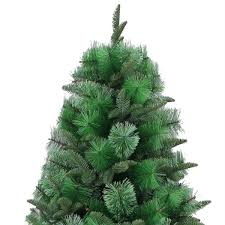 7ft 210cm Luxurious Artificial Christmas Tree 5 Different Tips Xmas Decorations