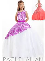 rachel allan ball gowns girls pageant dresses beauty