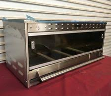 Hatco Heat Lamps Restaurant by Hatco Food Warmer Commercial Kitchen Equipment Ebay