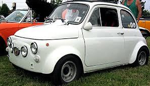 abarth 500 ancienne automobile de 1957 voitures anciennes de
