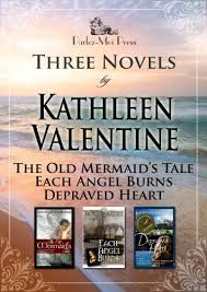 Three Novels The Old Mermaids Tale Each Angel Burns Depraved Heart By