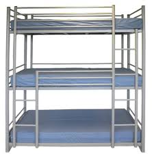 bunk beds 3 high bunk beds triple bunk bed plans free triple