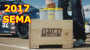 100 Mcilvaine Trucking 2017 OPTIMA SEMA The Battery Shop YouTube