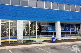 NAPA Auto Parts Window Graphics – Naperville, IL