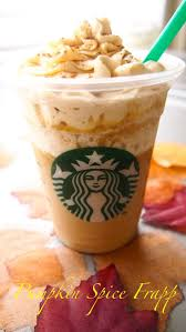 Pumpkin Flavor Flav Now by Best 20 Pumpkin Spice Frappuccino Ideas On Pinterest Pumpkin