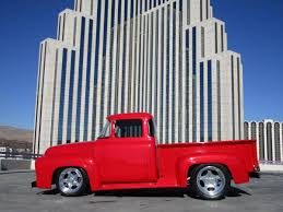 100 1956 Ford Truck F100 For Sale 2192313 Hemmings Motor News