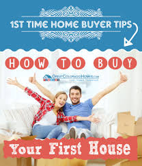 How To Buy Your First House