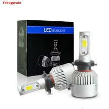 aliexpress buy on sale h7 led headlight bulbs with 2 pcs