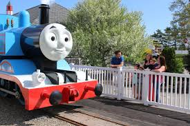 Thomas The Train Tidmouth Sheds Playset by Meet The New Thomas The Tank Engine Theme Park Thomas Land