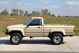 1986 Toyota Turbocharged 4x4 Pickup | Glen Shelly Auto Brokers ... 1980 Toyota Land Cruiser Fj45 Single Cab Pickup 2door 42l Luv For Sale At Texas Classic Auction Hemmings Daily What Trucks You Cant Buy In Canada Overview Cargurus 1983 4x4 On Bat Auctions Sold 13500 For Sale 4000 Ih8mud Forum 44toyota 1986 Turbocharged Glen Shelly Auto Brokers For Sale 1st Generation Toyota Sr5 Fully Custom Interior With 10 Best Used Under 5000 2018 Autotrader