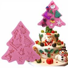 Christmas Cake Decorations SupaCute Desserts