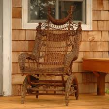 Wicker Rocker | Collectors Weekly