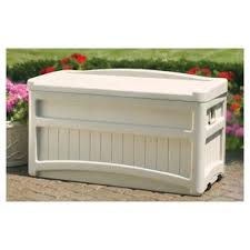 plastic deck boxes patio storage you ll love wayfair