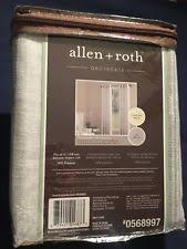 Allen Roth Curtains Alison Stripe by Allen Roth Curtains Drapes And Valances Ebay