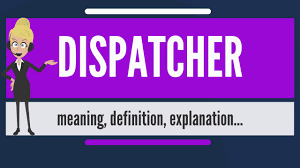 What Is DISPATCHER? What Does DISPATCHER Mean? DISPATCHER Meaning ... I Want To Be A Freight Broker What Will My Salary The Globe Premier Truck Driving School Salt Lake City Utah Gezginturknet Photos Tohatruck At Huntington High Multimedia How Use Ldboard For Freight Dispatcher Traing Youtube Avaal Trucking Dispatch Software Eaci Emanifest Sample Of Resume Best Cover Letter Driver Resumeliftcom Transport Centres Of Canada Heavy Equipment Cheetah Day In The Life Home Kllm Services Courier 2018 Reviews Pricing