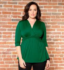shop www kiyonna com for plus size tops perfect for any occasion