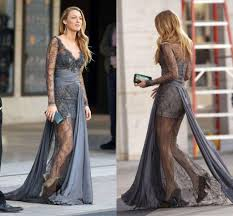 most beautiful prom gowns with lace details for girls for