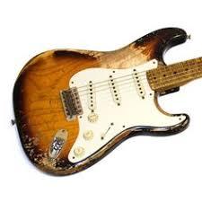 Relic Fender Stratocaster Vintagefenderguitar