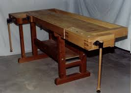 roubo style workbench 11 steps with pictures