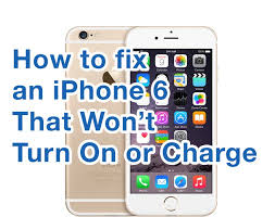 How to Fix iPhone 6 Wont Turn Mac Expert Guide