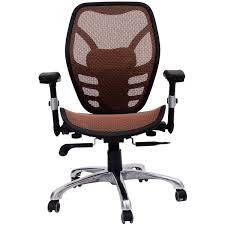 Hom Orange Deluxe Mesh Ergonomic fice Chair Seat Desk