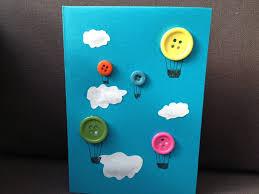 3 Button Hot Air Balloons