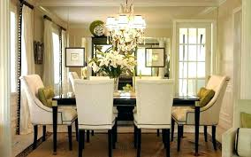 Modern Formal Dining Room Elegant Sets And