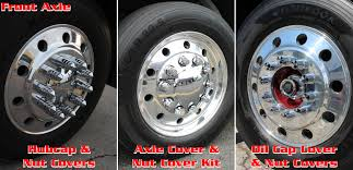 Hubcap & Nut Cover Guide | Trucker Tips Blog Method Race Wheels Offroad Dayton For American Truck Simulator Blog How To Install Premium Quality Wheel Simulators On Your 2017 Top Selling High Japanese Made In 165 Chrome Rv Motorhome Dual Rim Hub Covers 175 Inch Stainless Steel Cover Chrome Alcoa Rim Pack V1 Standalone Mod Mod Ats Realwheels Accsories Catalog Semi Gold Edition Excalibur Wheels With Spikes For Scania Ets2 Mods Euro Truck Simulator 2