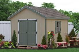 amish built storage sheds built to last photos