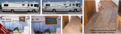 Before And After RV Decor