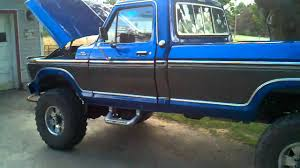 100 78 Ford Truck Highboys New Paint YouTube